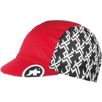 Assos GT Cycling Cap Unisex One Size National Red