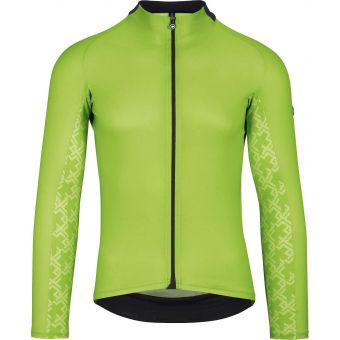 Assos Mille GT Long Sleeve Jersey Visibility Green 2020