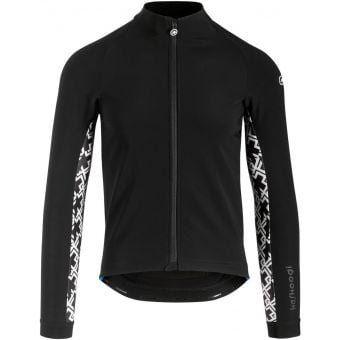Assos Mille GT Long Sleeve Jersey Black