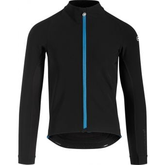 Assos Mille GT Winter Jacket Blue Badge