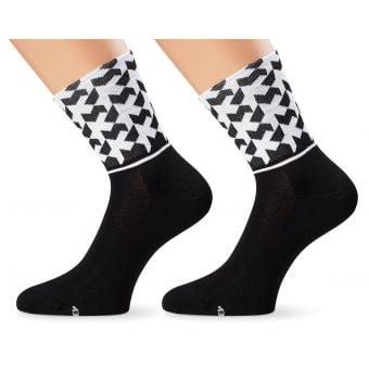 Assos Monogram Evo8 Socks Black