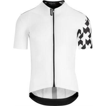 Assos Short Sleeve Equipe RS Aero Jersey Holy White