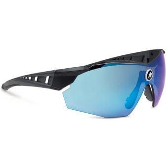 Assos Skharab Cycling Glasses Neptune Blue/Black 2021