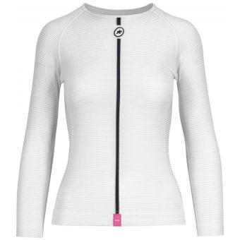 Assos Summer LS Womens Skin Layer Holy White 2021