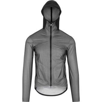 Assos Trail Steinbeisser Spring Rain Jacket Grey Medium