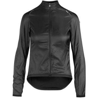 Assos UMA GT Womens Windproof Jacket Black Series