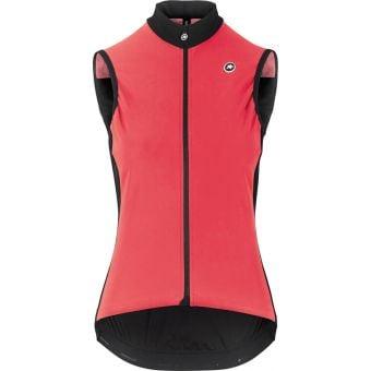 Assos Uma GT Womens Windproof Vest Galaxy Pink