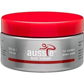 Aussie Butt Cream Chamois Cream 250mL Tub