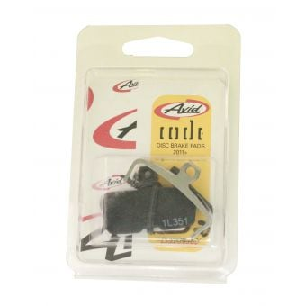 Avid Code Disc Brake Pads 2011+ Organic Compound