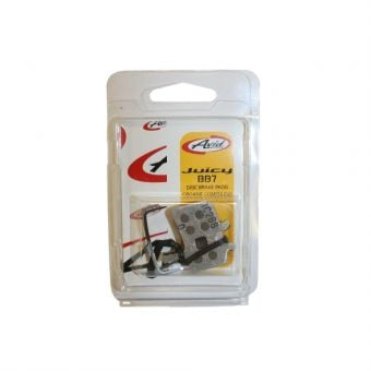 Avid Juicy/BB7 Organic Steel Backed Disc Brake Pads