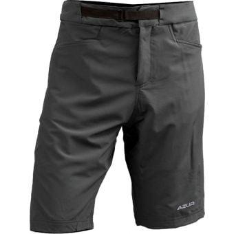 Azur All Trail MTB Shorts Army Green