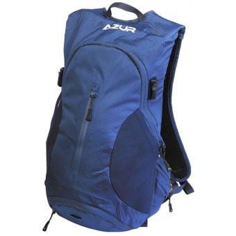 Azur Aquapak 2L Reservoir Hydration Backpack Blue