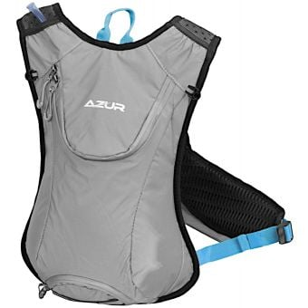Azur Aquapak 2L Reservoir Hydration Backpack Reflective