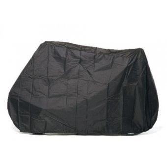 Azur Bike Cover Black