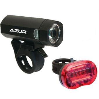 Azur Blaze 40/25 Lumens Battery Light Set