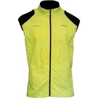 Azur Buckler Soft Shell Vest Yellow