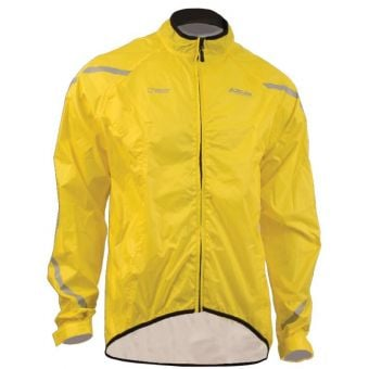 Azur Chaser Jacket Fluro Yellow