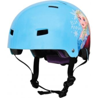 Azur Child's Bike Scooter Skate Helmet Frozen Themed
