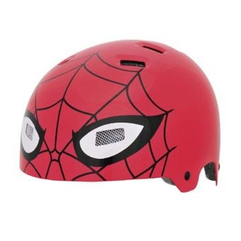 Azur T35 Kids Helmet Spiderman Unisize