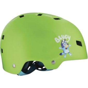 Azur Childs Bike Scooter Skate Helmet Bluey Themed