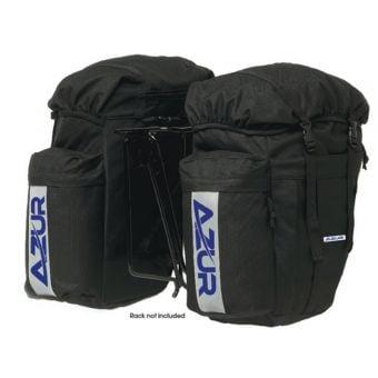Azur Commuter Rear Pannier Bag (Pair)