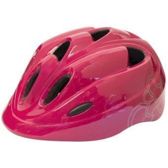 Azur J36 Juvenile Helmet Swirls Pink