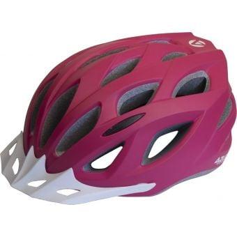 Azur L61 Matt Pink Helmet