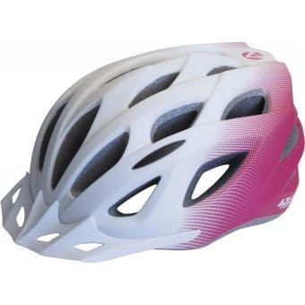 Azur L61 Pink/White Fade Helmet
