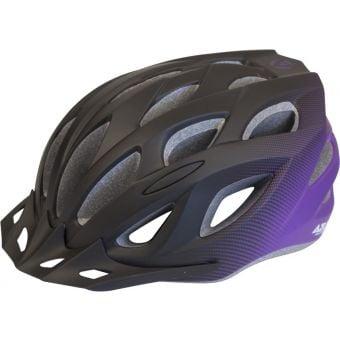 Azur L61 Purple/Black Fade Helmet