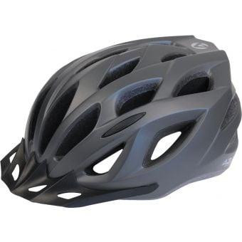 Azur L61 Satin Titanium Helmet 59-64cm XX-Large