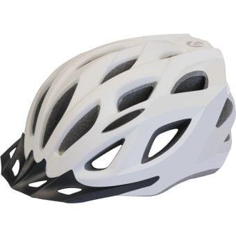 Azur L61 Satin White Helmet