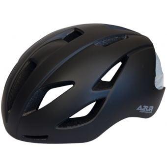 Azur RX1 Road Helmet Matte Black/Silver