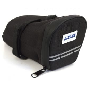 Azur Saddle Bag Black Large
