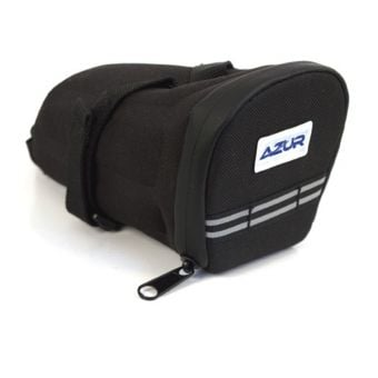 Azur Saddle Bag Black Medium