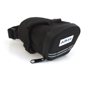 Azur Saddle Bag Black Small
