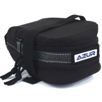 Azur Shuttle Saddle Bag Black Medium
