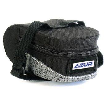 Azur Shuttle Saddle Bag Black Small