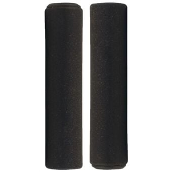 Azur Silicone Grips Black