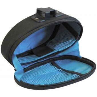 Azur Stash It Saddle Bag Large
