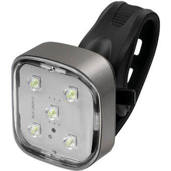 Azur Strobe 40 Lumens USB Front LED Light Black
