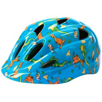 Azur T26 Toddler Helmet Blue Aussie