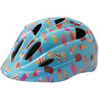 Azur T26 Toddler Helmet Blue/Ice Cream