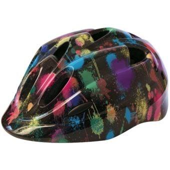 Azur T26 Toddler Helmet Multicolour Splatz