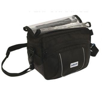 Azur Touring Handlebar Bag Black