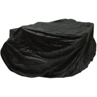 Azur Twin Bike Cover Black