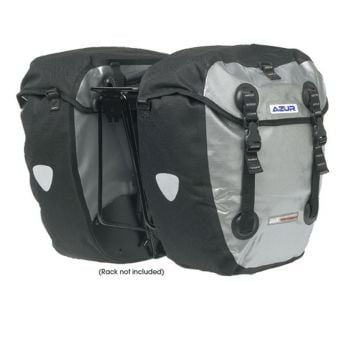 Azur Waterproof 21L Pannier Bag (Pair)