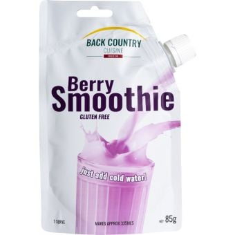 Back Country Cuisine Berry Small Smoothie