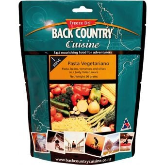 Back Country Cuisine Pasta Vegetariano Small (Vegan)