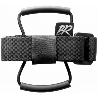 Backcountry Research Camrat Strap Road Saddle Mount Black