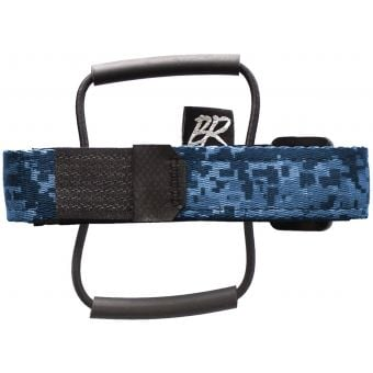 Backcountry Research Mutherload 2.5cm Frame Strap Digital Camo Blue